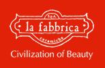 Logo La Fabbrica ceramiche